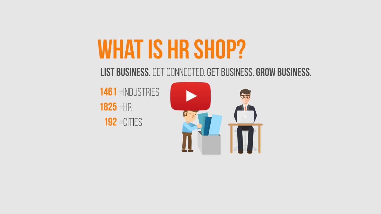What is HR Shop?