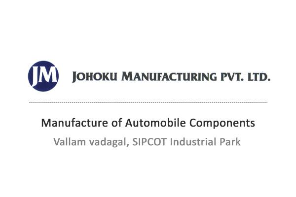 Johoku Manufacturing Pvt.Ltd.