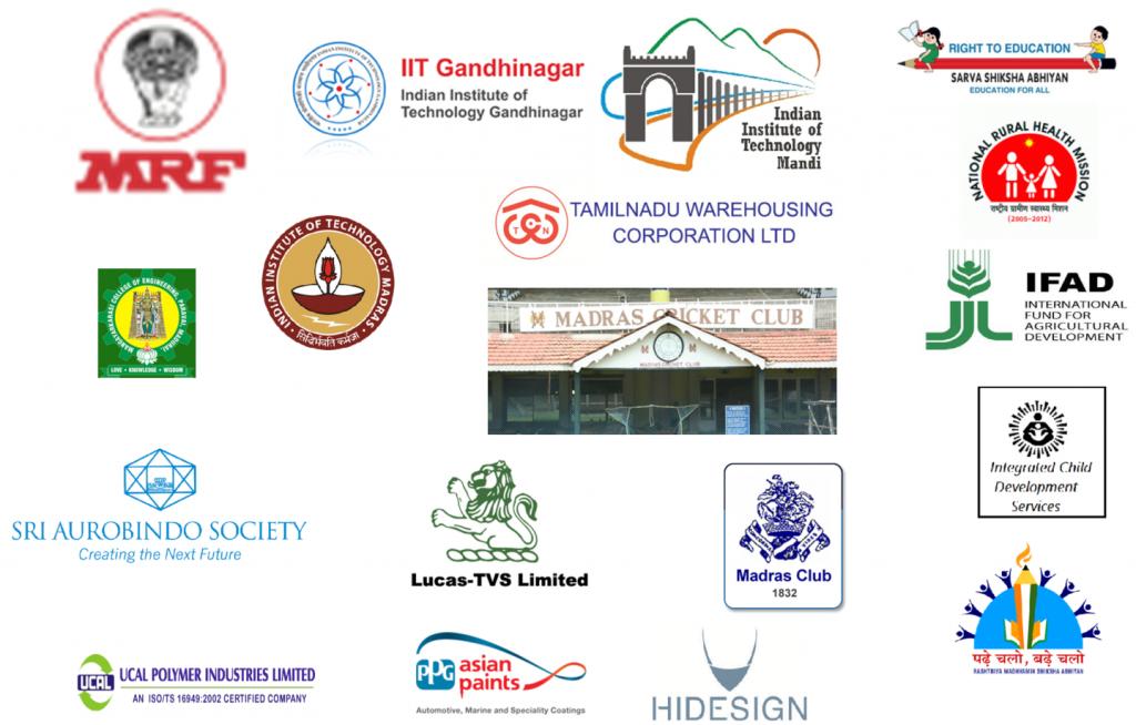 Various Clients